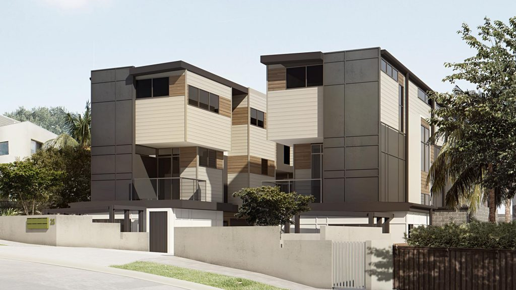 why we build townhouses