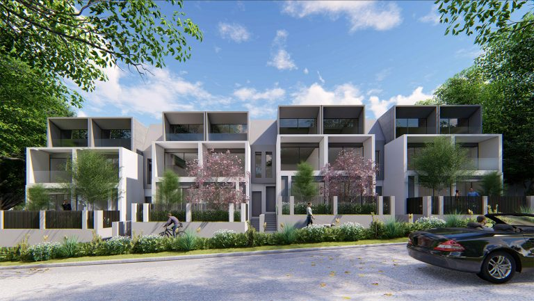 Beaconsfield Property Development - Lion Property Group