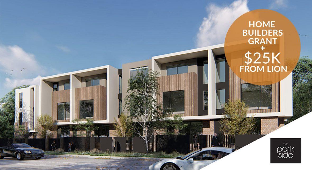 The Parkside - Development-Features-HomeBuilder