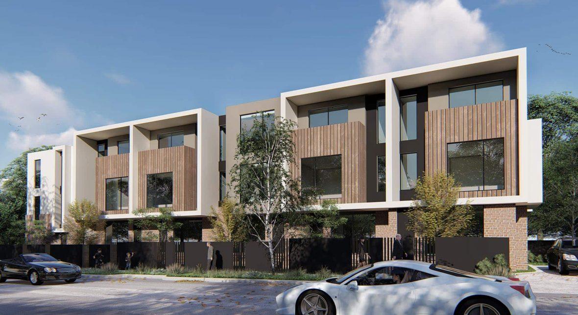 The Parkside Property Development - Lion Property Group